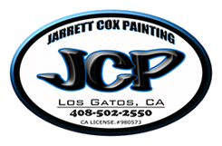 Jarrett Cox Painting of Los Gatos, CA